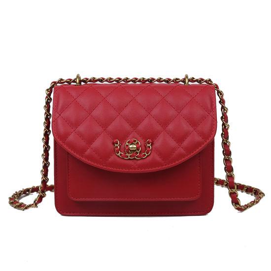 Tc_14492019 Ins Hot Selling Chain Bag Fashion Small Square Bag Women Handbags for Wholesale