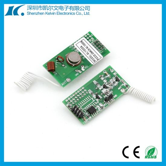 China Good Quality 433MHz Fixed Code RF Transmitter Module Kl1000A