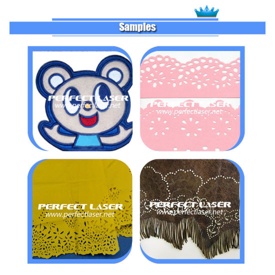 Hotsale Fabric Cloth CO2 Laser Engraving Cutting Machine Good Offer pictures & photos
