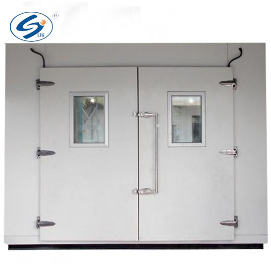ISO Overseas Installation and Debugging Walk-in Environmental Test Chamber