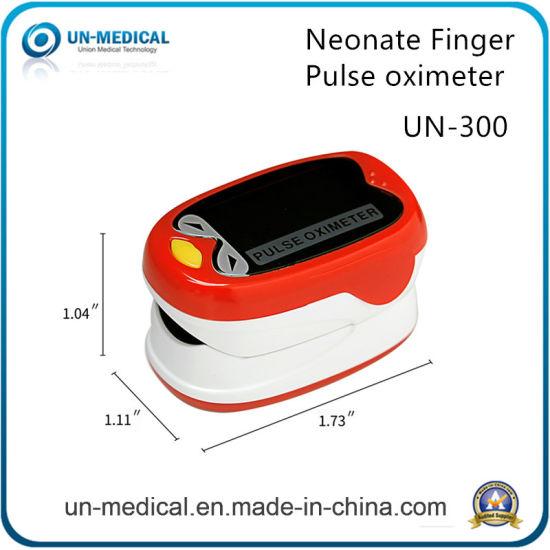 China Waterproof Handheld Neonatal Finger Pediatric Pulse