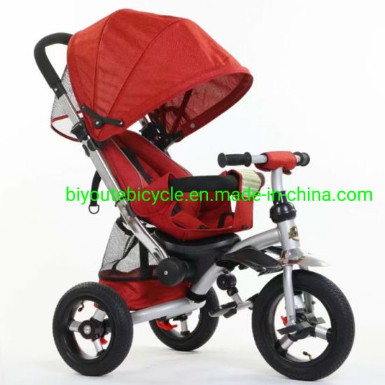 China Cool Toy Car Stroller Baby Pram Tricycle