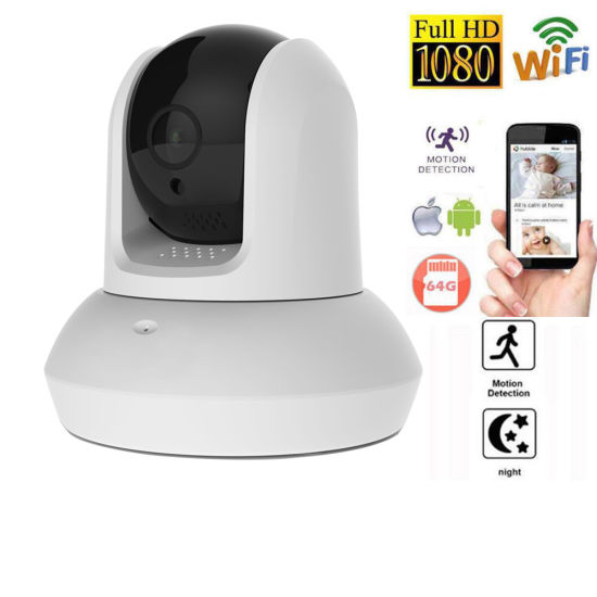 Geeklink HD 1080P IP Cam WiFi Webcam Home Security Camera 355 Wide Smart  Home APP IR Remote Control Work with Alexa Google Home