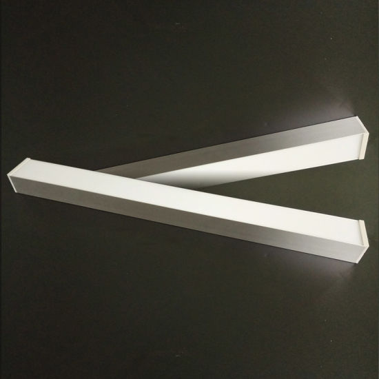 LED Profile Stair Nose Lighting Housing LED Aluminium Profile Shull with PC Cover for LED Strips LED Tube Angles Channel Lighting Recessed Suspended