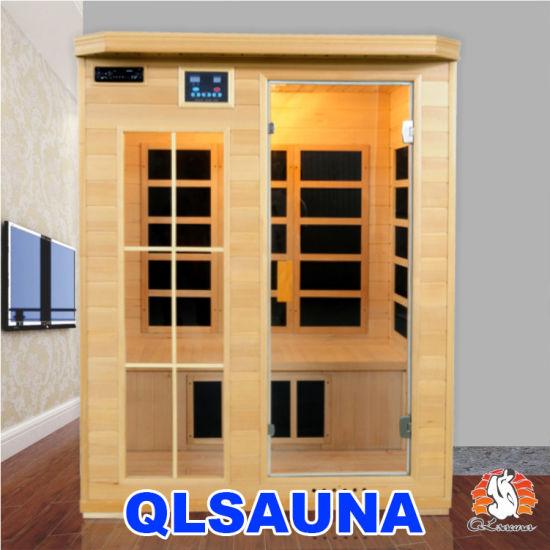 Carbon Heater Infrared Sauna Room G3a 3 Person Sauna