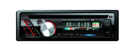Single DIN Car DVD Player with DVD/USB/FM/SD/Aux in