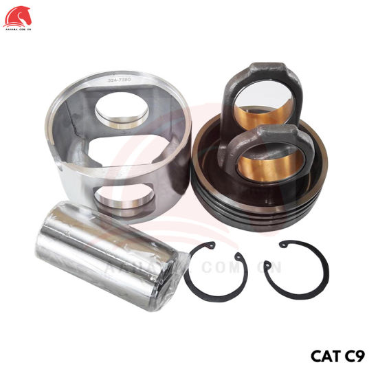 China Diesel Engine Spare Parts Piston for Cat 3116 - China