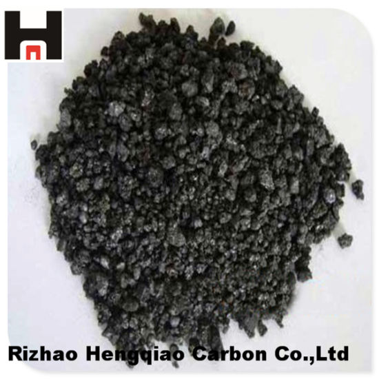 China Size 1-5mm Graphitized Petcoke - China GPC, Carbon