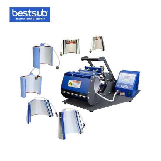 Bestsub Sublimation Mug Press 6 in 1 Multi Heat Transfer Machine (JTSB06-6)