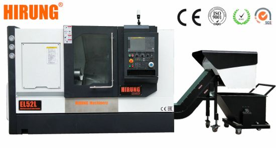 China EL52L CNC Turning and Cutting Machine, CNC Horizontal