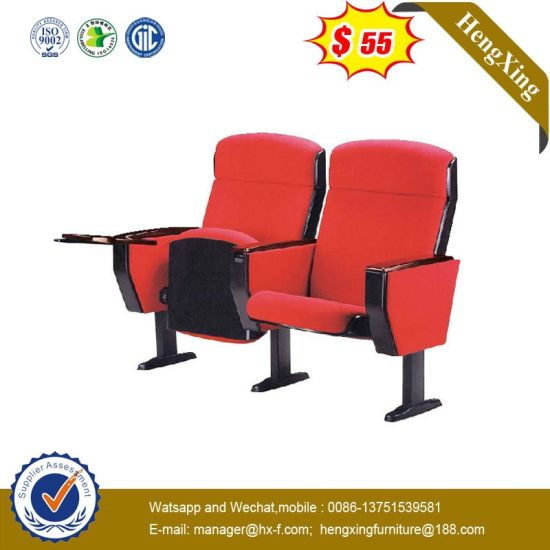 Foshan Factory Direct Sale Cheap Price Waiting Auditorium Theater Chair