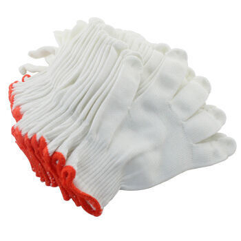 Industry and Garden Use Safety Cotton Glove From Guangzhou
