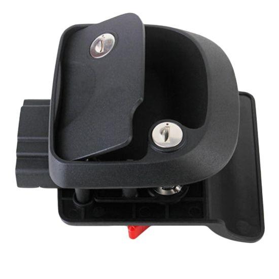 RV Car Entry Door Lock Paddle Trailer Keyless Vehicle Central System Bolt Camper Cavaran Door Lock