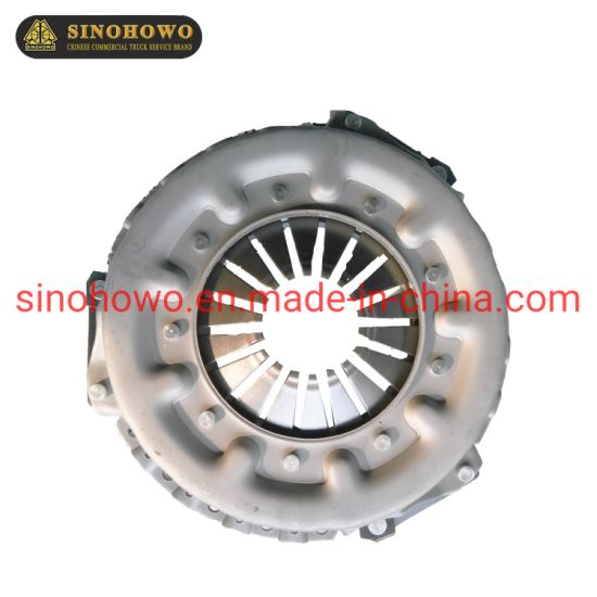 Wholesale Price Az9725160100 Clutch Pressure Plate on Hot Sale for HOWO Sinotruk Truck Spare Parts