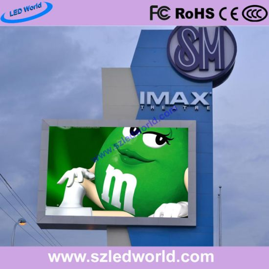 P4.81 Full Color Ce Indoor LED Billboard Display for Advertising