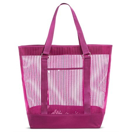 Women′s Mesh Beach Tote pictures & photos