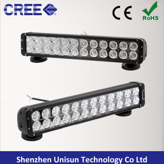 12V 20inch 240W Dual Row CREE LED Work Lamp pictures & photos