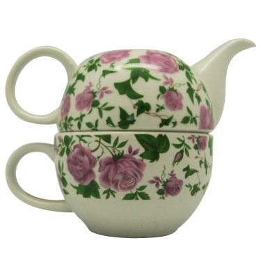 Eco-Friendly Fine Bone China Cup Tea Set