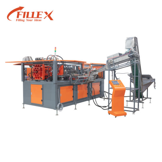 High Speed Fully Automatic Plastic Making Blow Molding Machine