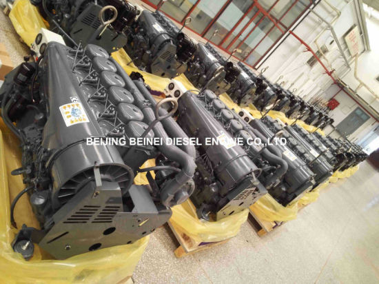 Genset/Generator Bf6l913 Air Cooled Diesel Engine/Motor pictures & photos