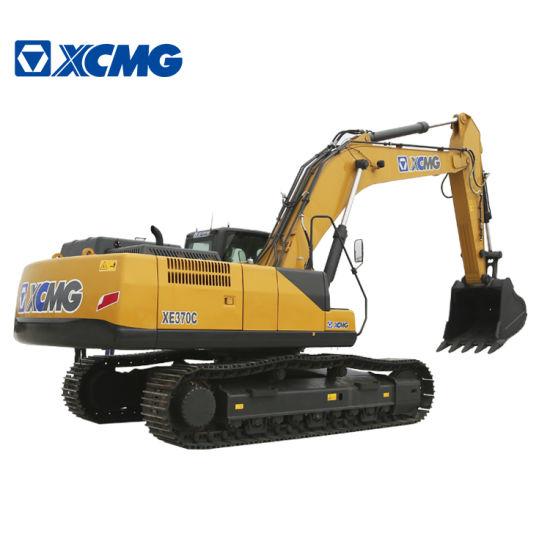 XCMG Xe370c Brand New Excavator 37 Ton China Crawler Excavator Price