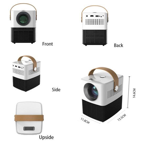 Android Mini Projector Portable Multimedia Home Cinema Mobile Projector