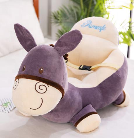 2020 High Quality Child Sofa Animal Cartoon Baby Sofa Seat Stuffed Toys Sofa Baby