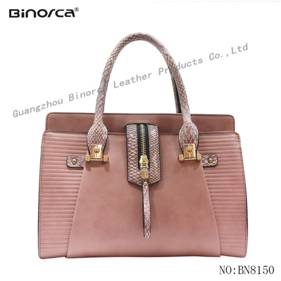 4b52b243c9437e Professional ODM/OEM Formal PU Handbag for Office Lady Women Girl with Good  Workmanship Competitive Price - China Lady Handbag, PU Lady Handbag ...