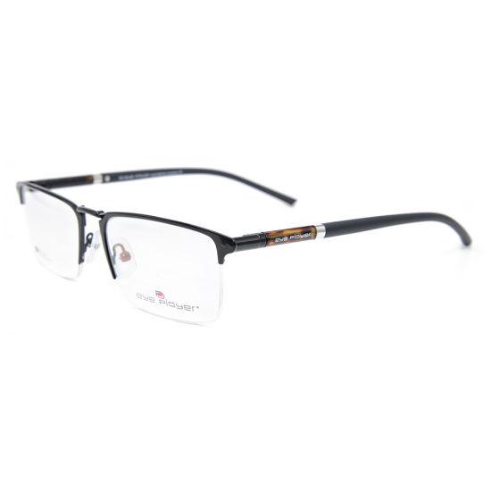8cbf6e9fc0f 2018 New Silicone Nose Pad Glasses Frames Colorful Temple and Half Rim  Optical Frames. Get Latest Price