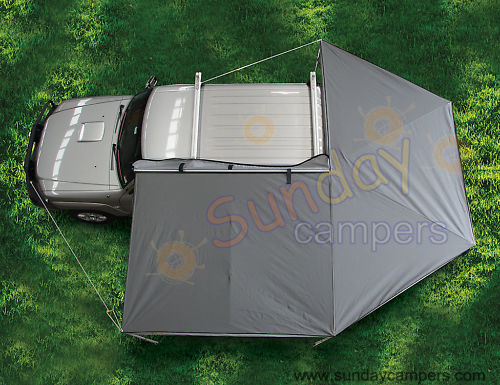 off Road Accessories Fox Wing Awning with Changing Room