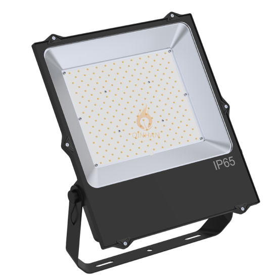 Waterproof IP65 200W Energy Saving Luminaire Outdoor LED Tunnel Flood Lamp