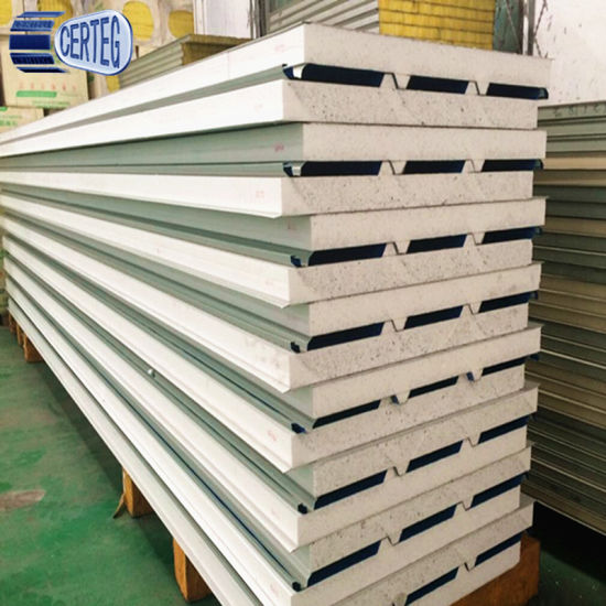 Light Weight EPS Sandwich Panel for Roof and Wall