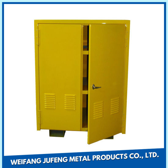 OEM Steel Sheet Metal Fabrication Stamping Document Filing Cabinet with Lock