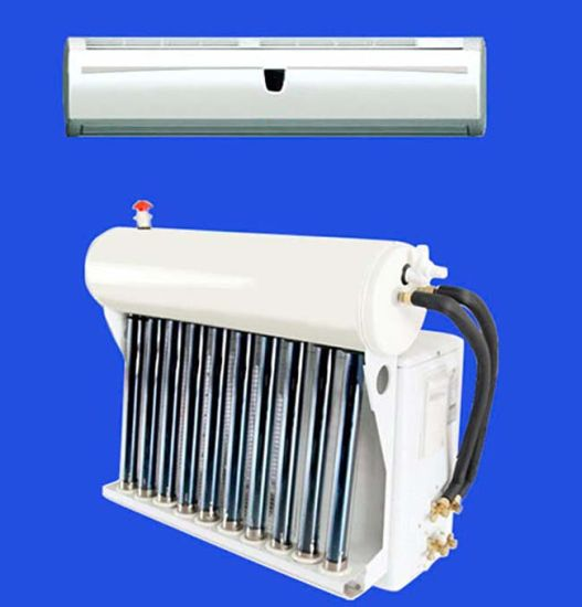 Thermal Hybrid Split Solar Power Air Conditioner with 9000-36000BTU pictures & photos