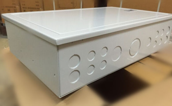 2 Row Type Metal Distribution Box pictures & photos