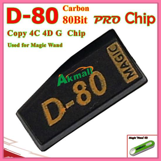 D-80 PRO Car Key Chip for Magic Wand