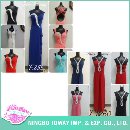 a23dce63938b0 China Elegant Sexy Fashion Evening Party Women Ladies Dinner Dresses ...