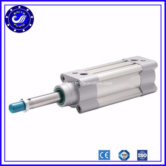ISO6431 Single Acting Pneumatic Standard Air Piston Cylinder