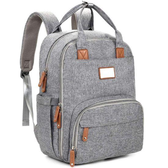 China Diaper Bag Backpack, Multifunction