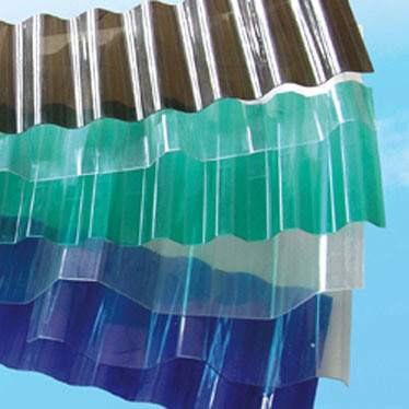 Makrolon Lexan PC Corrugated Sheet Sales Promotion Polycarbonate Corrugated Sheet pictures & photos