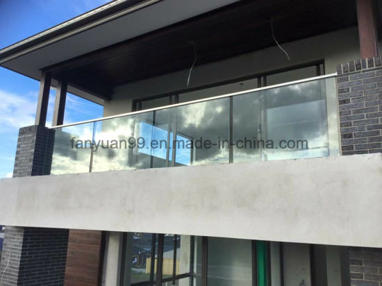 High Quality Safety Tempered Glass for Commercial Buildings