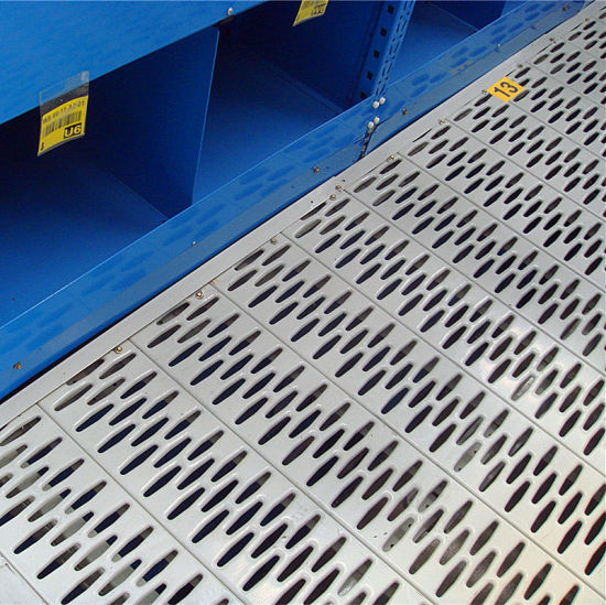 Platform Flooring Perforated Steel Panels pictures & photos