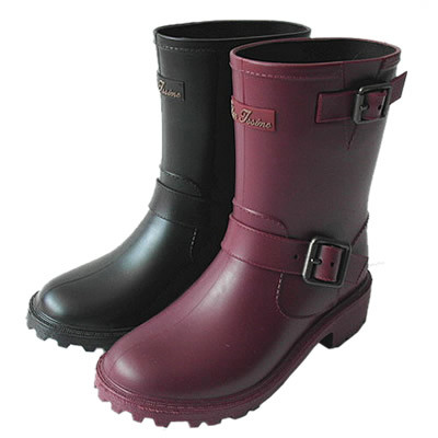 High Quality PVC Rain Boots for Children