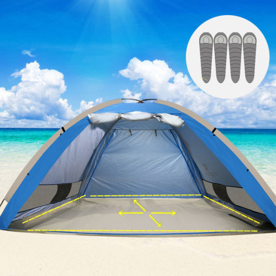China Hot Sale Outdoor Sun Shelter Pop Up Beach Tent China Camping Tent And Pop Up Tent Price