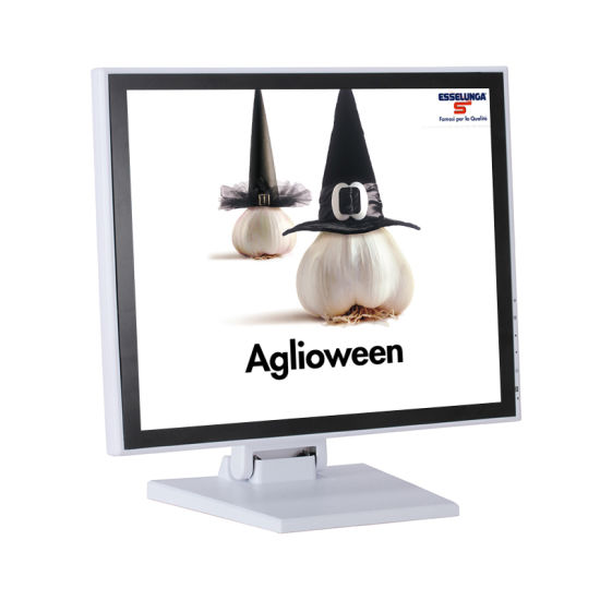 Bulk LCD Resistive Touchscreen Monitor 15 17 Inch Touch Screen Monitor Raspberry Pi