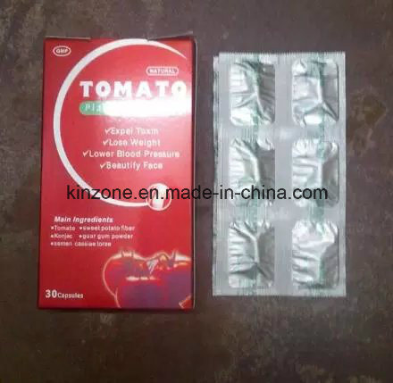 Natural Pure Tomato Slimming Capsule for Weight Loss Diet Pills pictures & photos