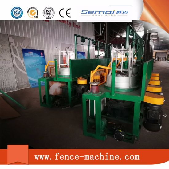 Straight Line Iron Steel Wire Drawing Machine Price pictures & photos