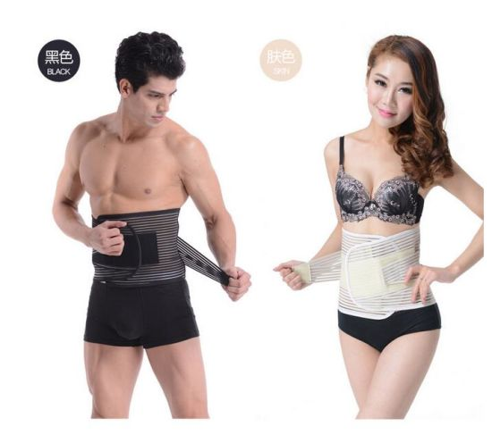 Double Pull Breathable Orthopedic Medical Care Waist Support pictures & photos