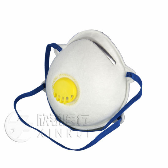Disposable Industrial Protective N95 Respirator with Valve