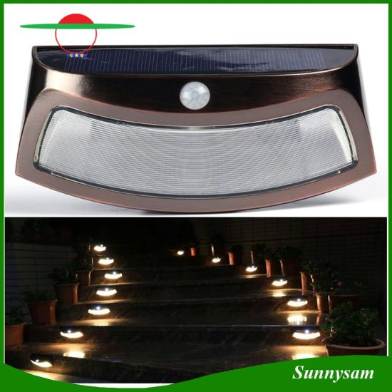 Outdoor Lighting Pir China solar power outdoor lighting waterproof 8 led pir motion solar power outdoor lighting waterproof 8 led pir motion sensor security wall step stair light workwithnaturefo